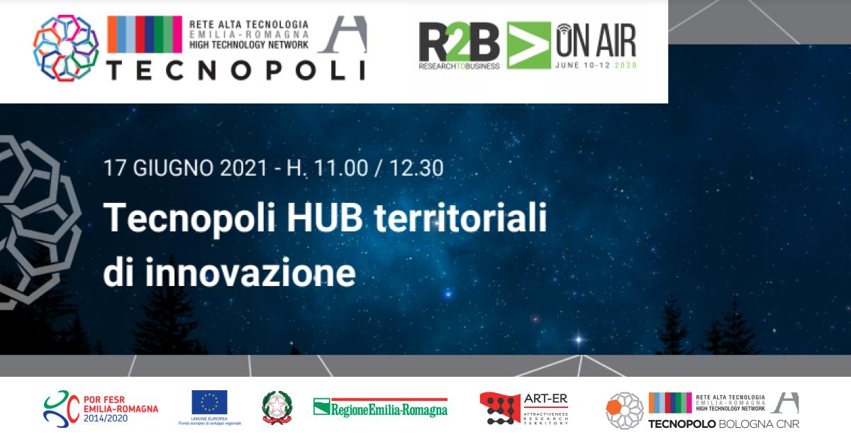 R2B Tecnopolo Bologna CNR